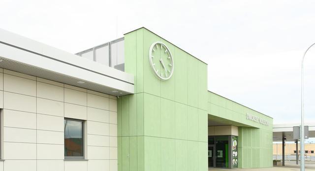 Innowacyjny Dworzec Systemowy Nasielsk