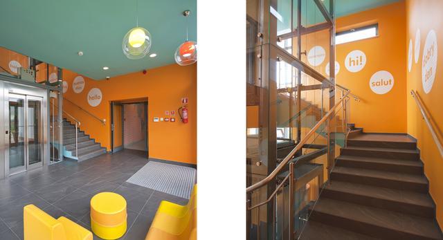 Architektura wnętrz dla dzieci według pracowni architektonicznej CGL