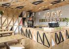 Architektura wnętrz kawiarni JURY niedaleko Melubourne (Australia)  autor: Biasol Design Studio; fot. Martina Gemmola